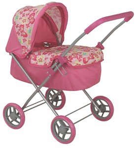 עגלת שכיבה לבובה - My Doll Carrycot טוויגי Twigy