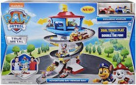 מגדל פיקוח מפרץ ההרפתקאות PAW PATROL ,THE LOOKOUT,